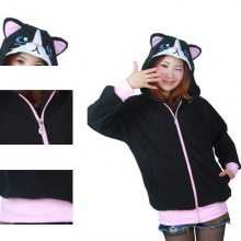 Women's Cute Hoodie with Cat Ears